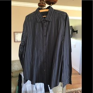 GUESS MARCIANO shirt chemise size XXL guess